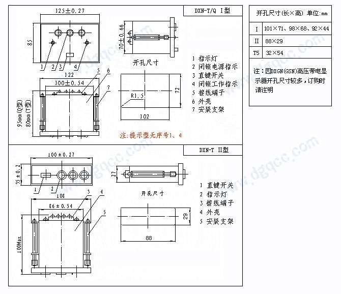 产品介绍:高压带电显示器装置|程序锁|电磁锁|机械|线